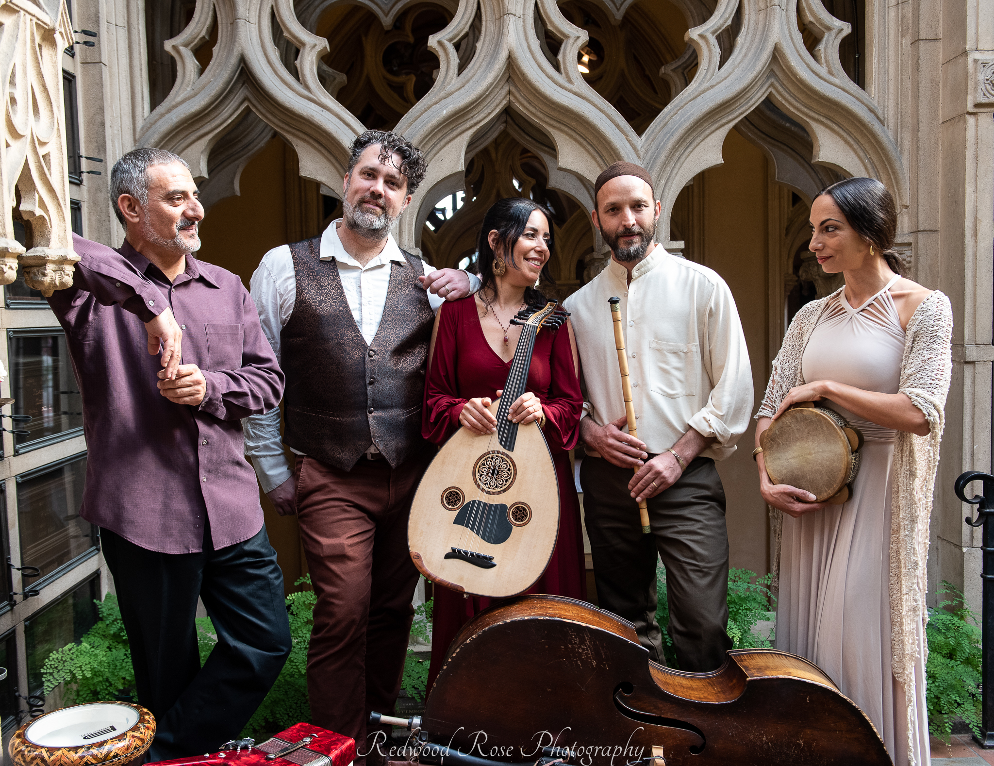 The Qadim Ensemble photo
